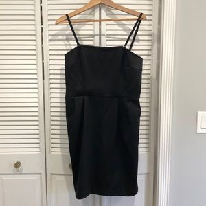 Express Satin Dress - Strapless or Convertible